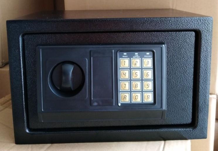 Safe Premium Security Safe Deposit Boxes Digital Lock Hotel Safe Theft Proof Private Documents