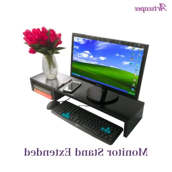 Monitor Stand Extended Version Gaming Multiple Screens
