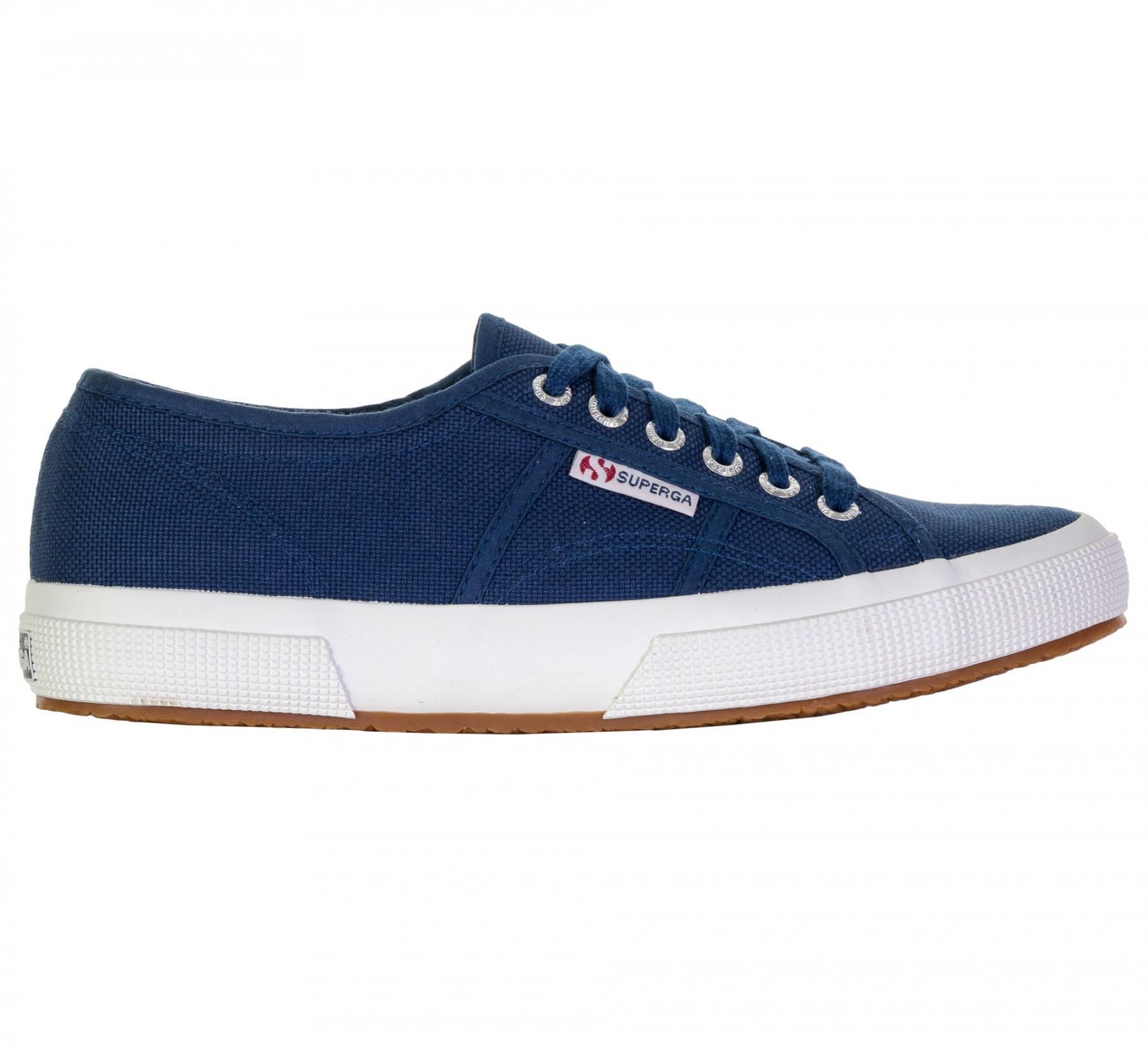 6b4b8138903d Superga Cotu Classic 2750 Sneakers Blue Mid Cobalt (X1Y)