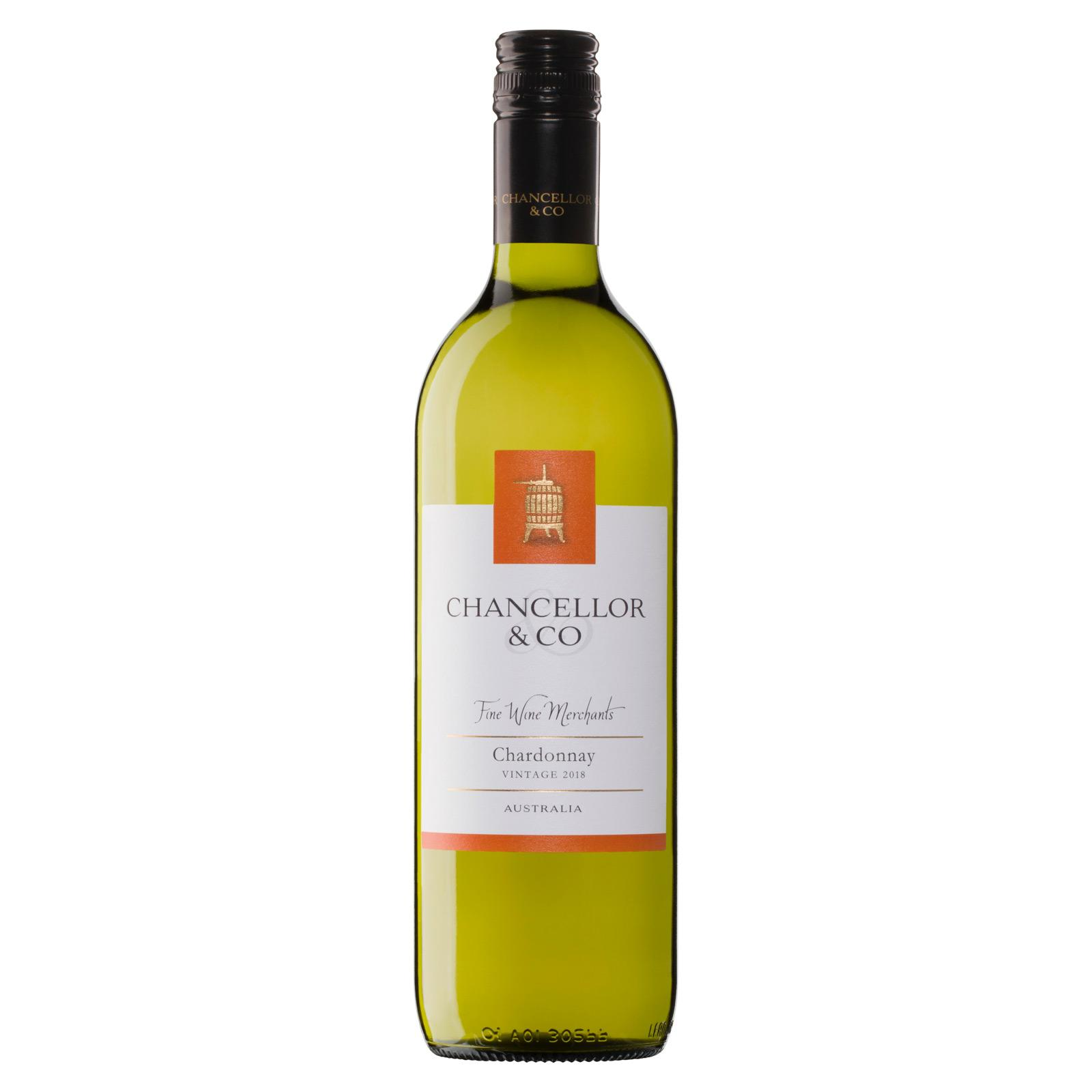 Chancellor and Co Chardonnay White Wine Australia