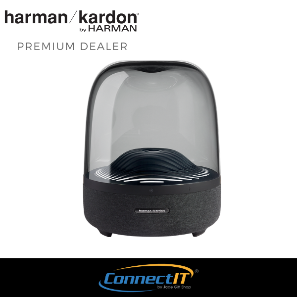 Harman Kardon Aura Studio 3 Bluetooth Wireless Home Speaker AC Powered Ambient Lighting With 1 Year Local Warranty Singapore