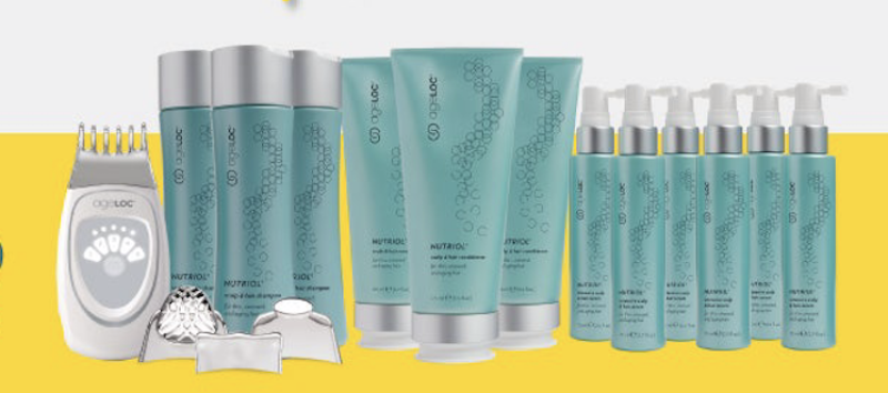 Buy ageLOC® Nutriol® Scalp & Hair System Singapore