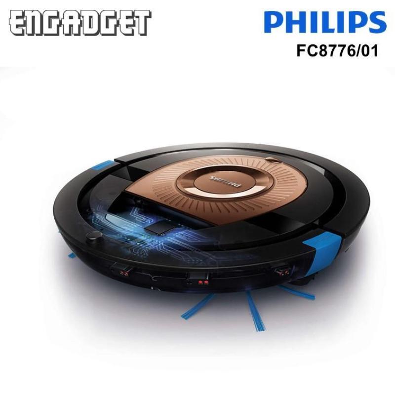 Philips SmartPro Compact Robot Vacuum Cleaner - FC8776/01 Singapore