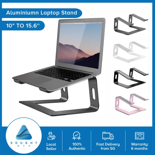 Aluminium Laptop Stand for Desk, Macbook Pro Air Holder/Stand, Ergonomic Notebook Riser