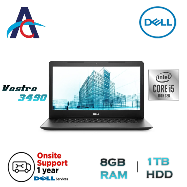 DELL VOSTRO 3490 LAPTOP (Intel Core i5 | 10th Generation)