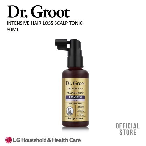 Buy Dr.Groot Intensive Hair Loss Scalp Tonic 80ml Singapore