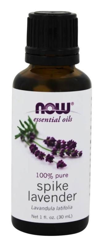 Buy Now Foods Essential Oils Spike Lavender 30ml Singapore