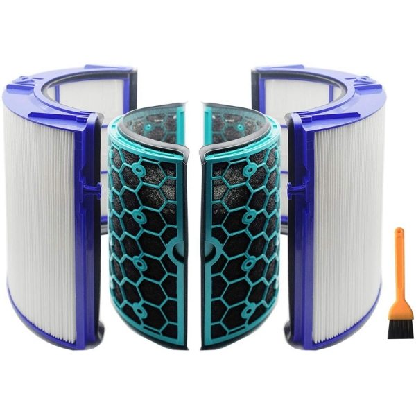 Replacements for Dyson Air Purifiers Filter,HP04 TP04 DP04 TP05 HP05 Purifying Fans Sealed Pure Cool Air Purifier Singapore
