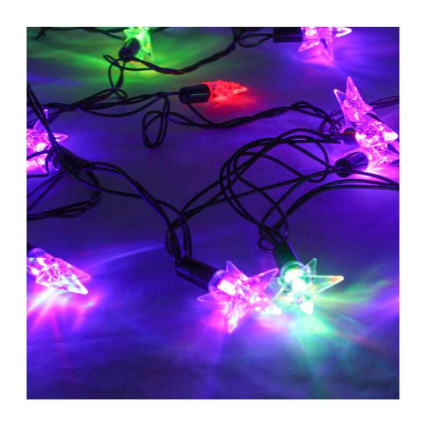 Partyforte 40 Led Star Fairy Lights [LOCAL SELLER! FAST DELIVERY] Great for Decoration, Celebration, Party, Christmas Trees!