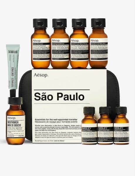 Buy Aesop São Paulo City Kit travel set Singapore