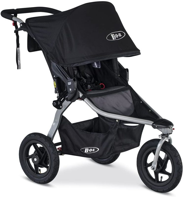 BOB Rambler Sports Active Running Kids Children Child Infant Baby Stroller Jogging Jogger, Black or Lagoon Blue Singapore