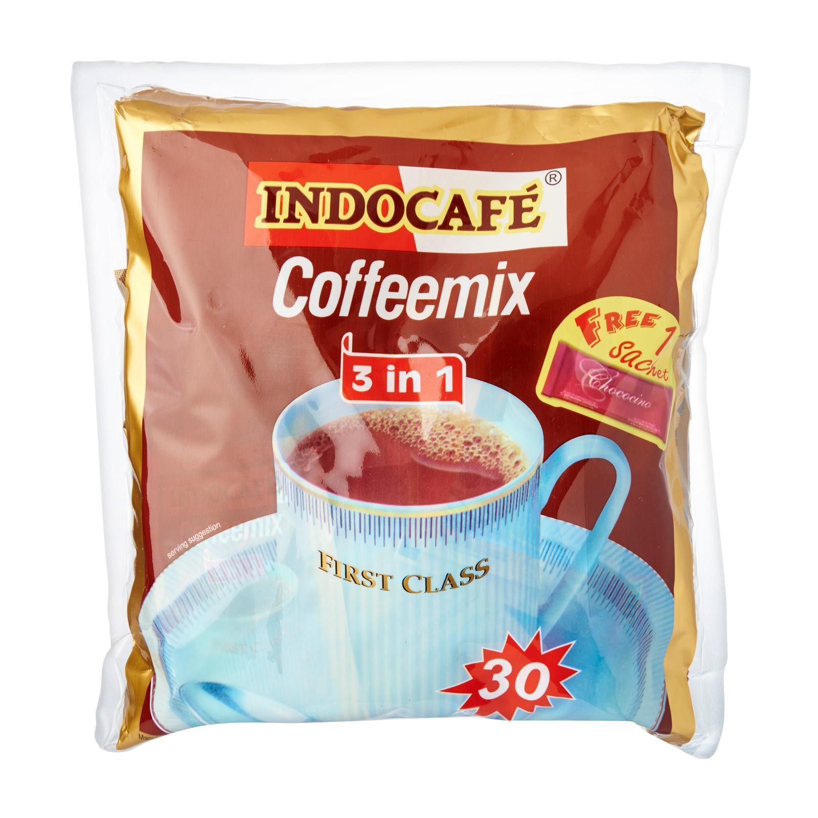 Indocafé 3 In 1 Coffeemix By Redmart.
