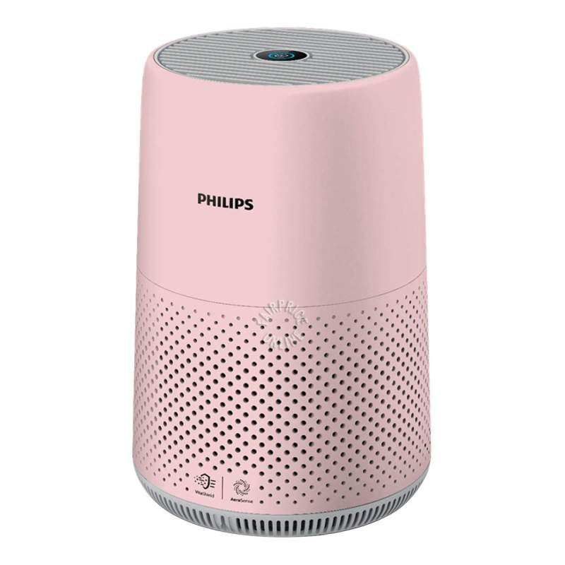 Philips Series 800 Air Purifier AC0820/32 (Pink) - Latest Model Singapore