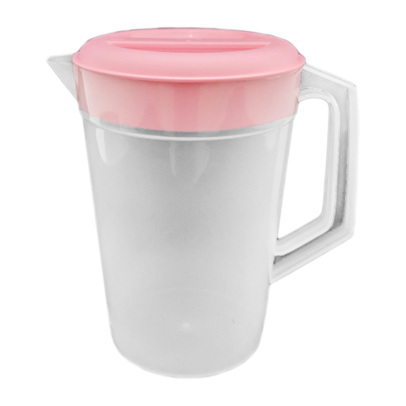 Sitbo Plastic Juice And Water Jug 1.5 L (Pink)