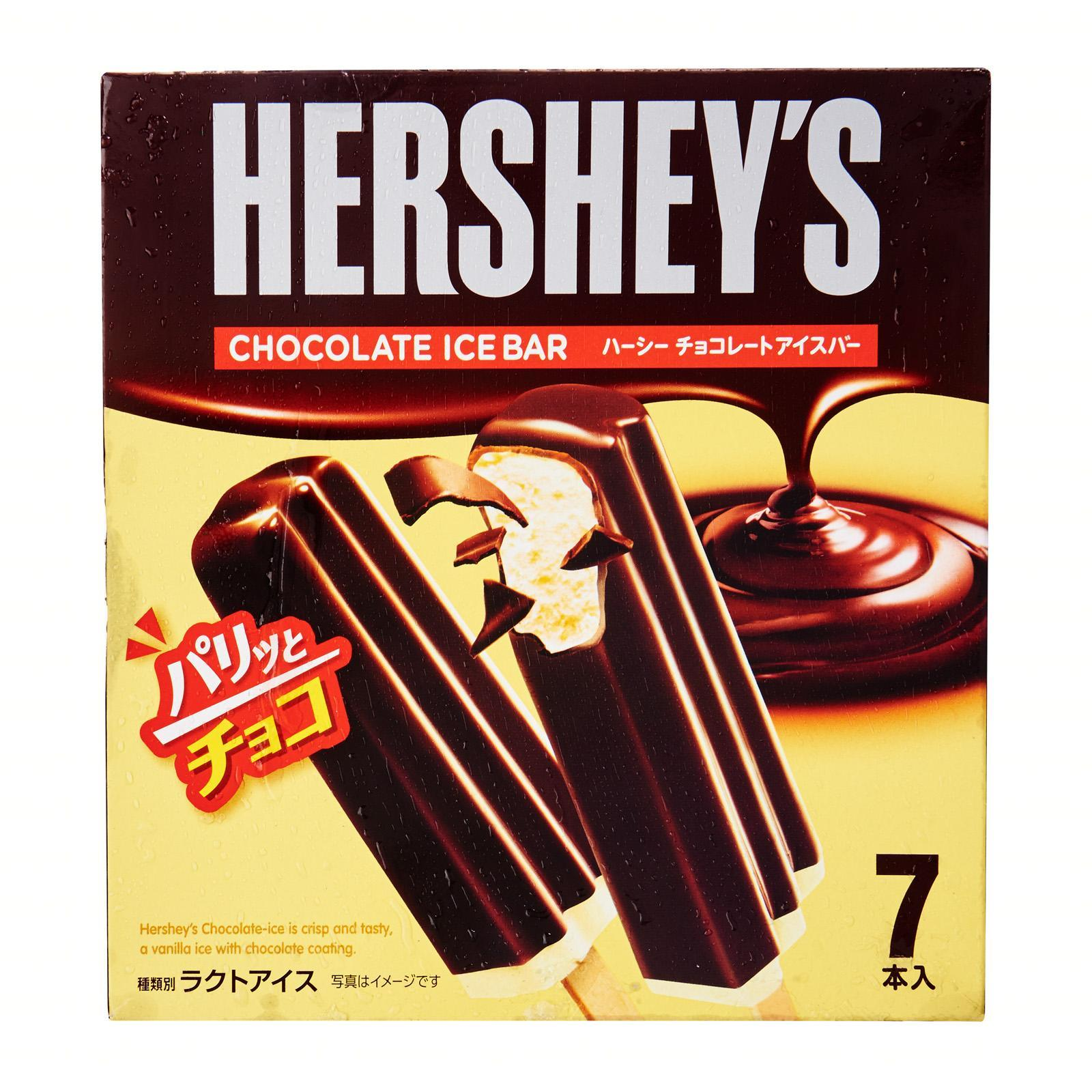 Lotte Hershey's Chocolate Ice Bar - Frozen