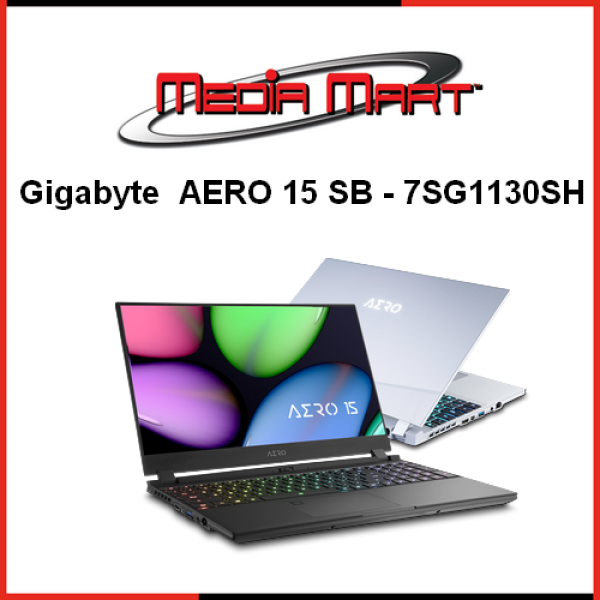 GIGABYTE AERO 15 SB - 7SG1130SH GBT1092