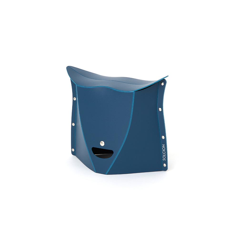 Solcion Patatto 250 - portable compact stool (Navy)