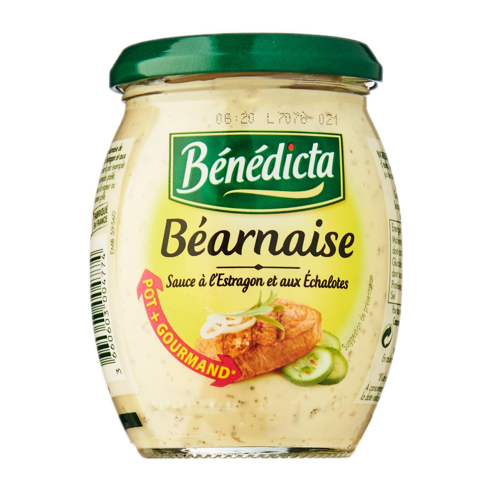 Benedicta Gourmet Bearnaise Sauce