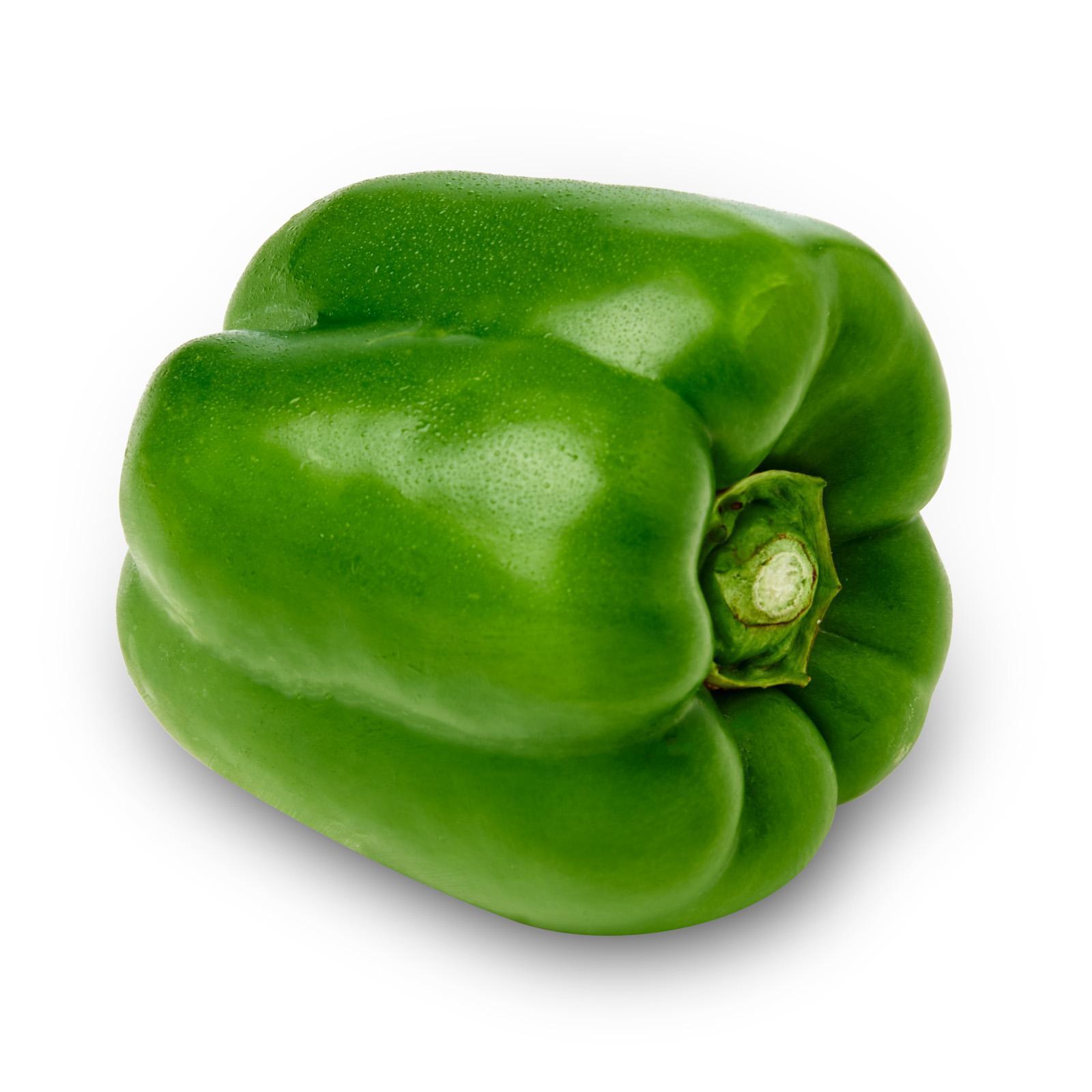 Bellvo Green Capsicum Bell Pepper By Redmart.