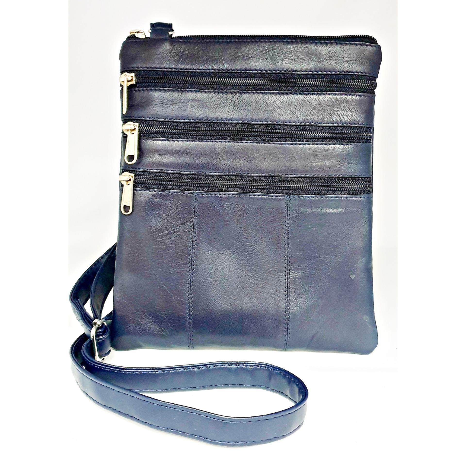 LEATHER CROSSBODY NA5L - Unisex