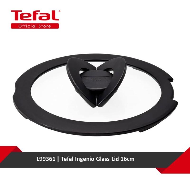 Tefal Ingenio Glass Lid 16cm L99361 Singapore