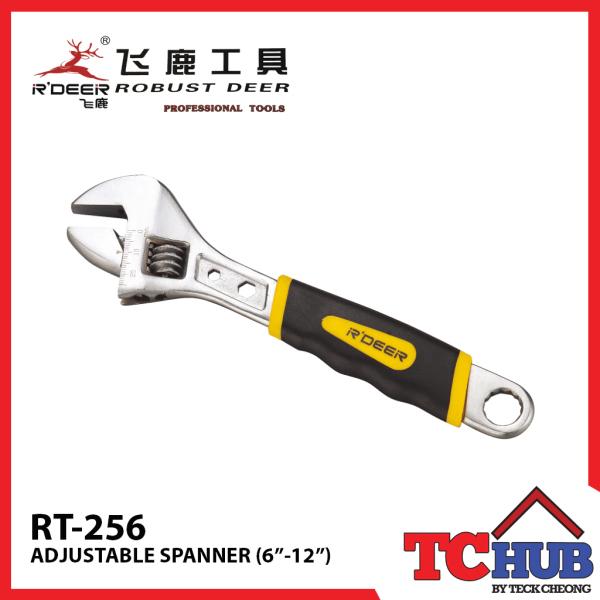 Robust Deer RT-256A Adjustable Spanner (6)