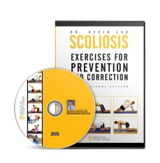 Buy Scoliosis Exercises For Prevention And Correction Dvd Cheap Singapore