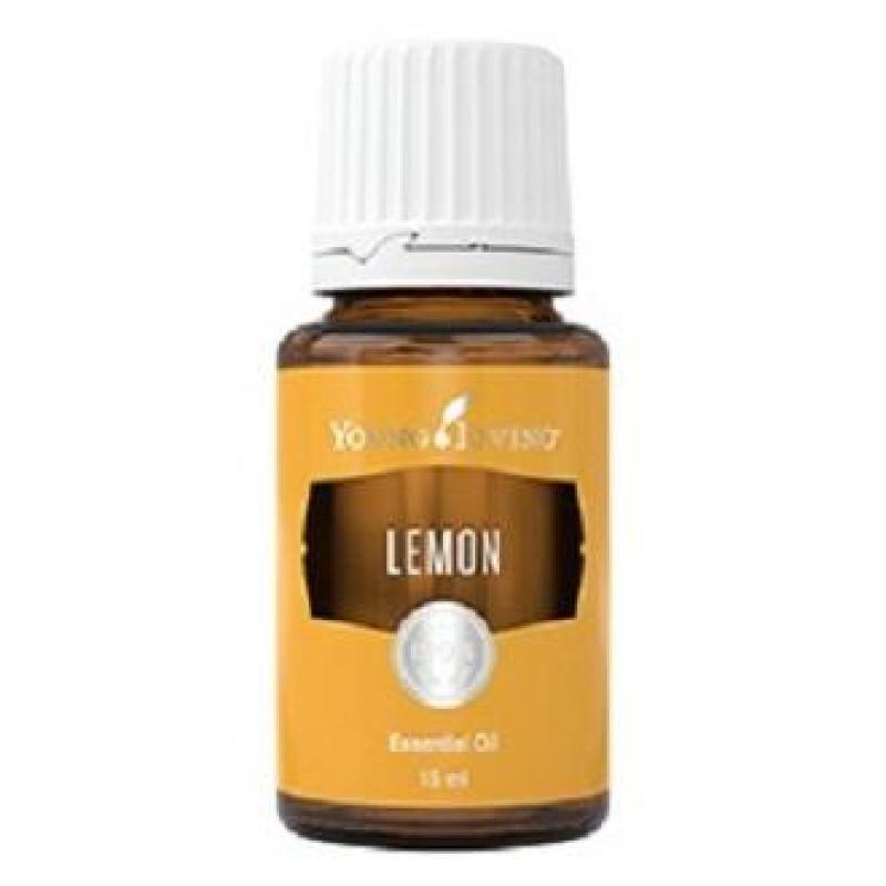 Buy Young Living Lemon Essential Oil - 15ml Singapore