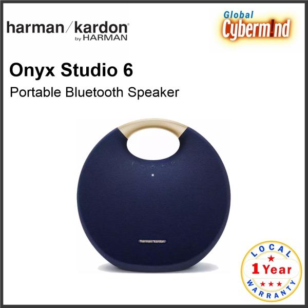 Harman Kardon Onyx Studio 6 Portable Bluetooth Speaker (Brought to you by Global Cybermind) Singapore