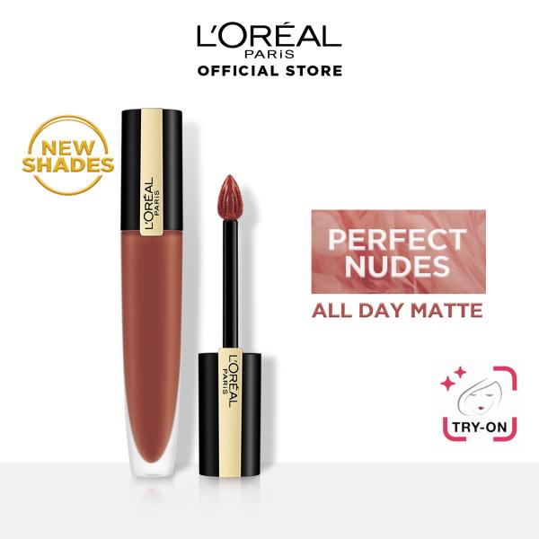 Buy LOreal Paris Rouge Signature Matte Ink Liquid Lipstick Singapore