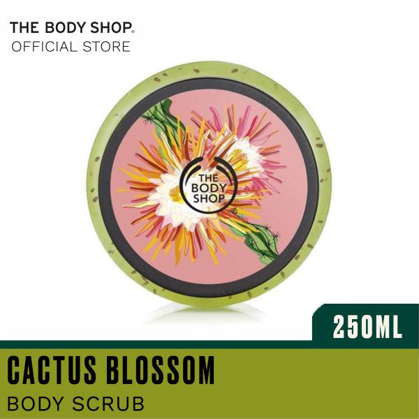 Buy The Body Shop Cactus Blossom Body Scrub 250ML Singapore