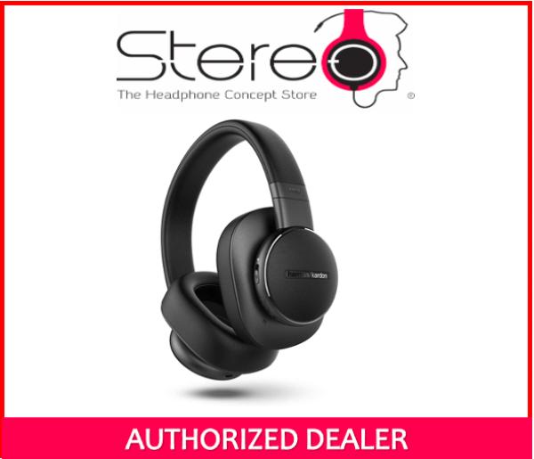 Harman Kardon FLY ANC - Bluetooth Wireless Noise Cancelling Over-Ear Headphones Singapore