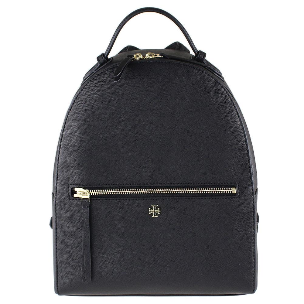 df6bae8ba NEW ARRIVAL TORY BURCH Emerson Backpack Black