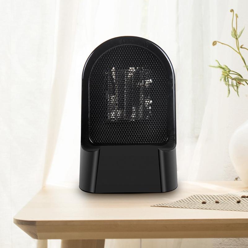 500W MINI Portable Heater Electric Hot Fan Home Winter Warmer Handy Heater -US Plug Cùng Giá Khuyến Mãi Hot