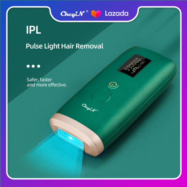 Buy Ckeyin 990,000 Flashes IPL Permanent Hair Removal Device Professional Home Use Laser Hair Epilator Painless Hair Remover for Both Men and Women Bikini Area Legs Armpit Arm Hair Removal Machine MT113 Singapore