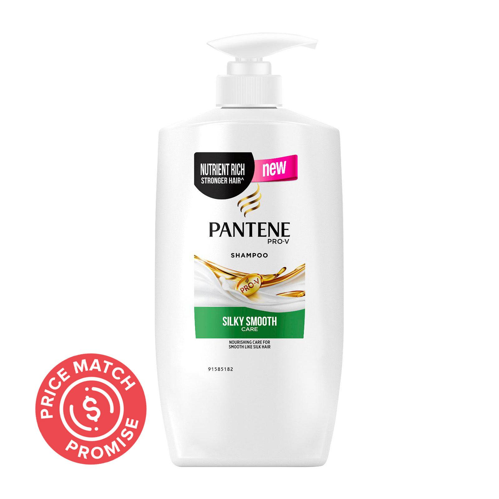 PANTENE Silky Smooth Care Shampoo 750ml