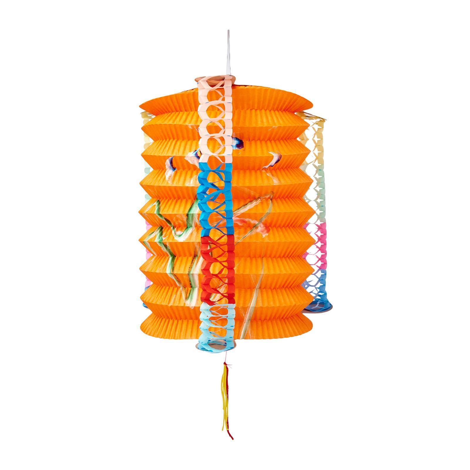 12PC #2896 Traditional Column Paper Lantern