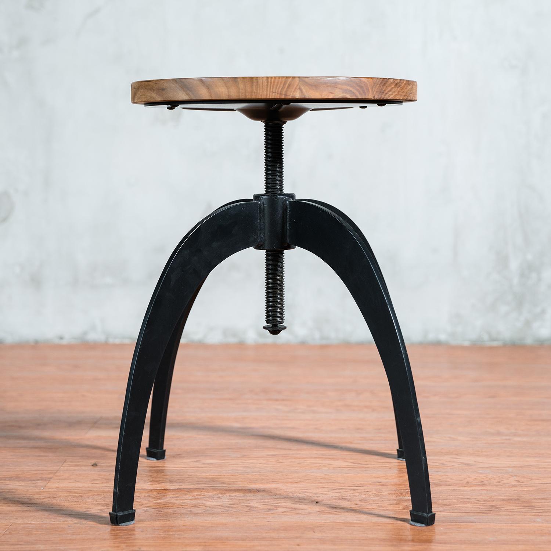 Height Adjustable Dining Stool – Sanctum Spider