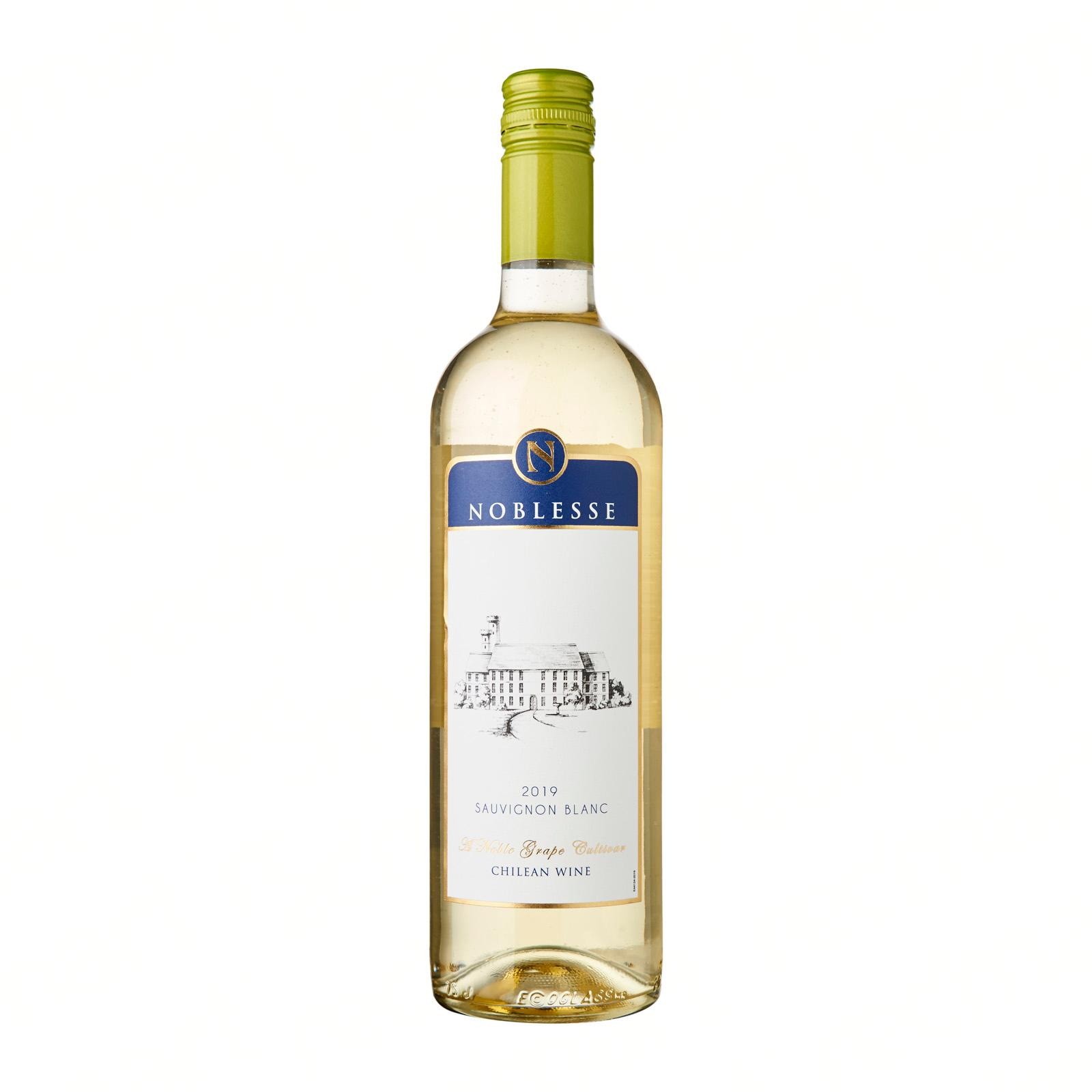 Noblesse Sauvignon Blanc Central Valley 12.0% 750ml