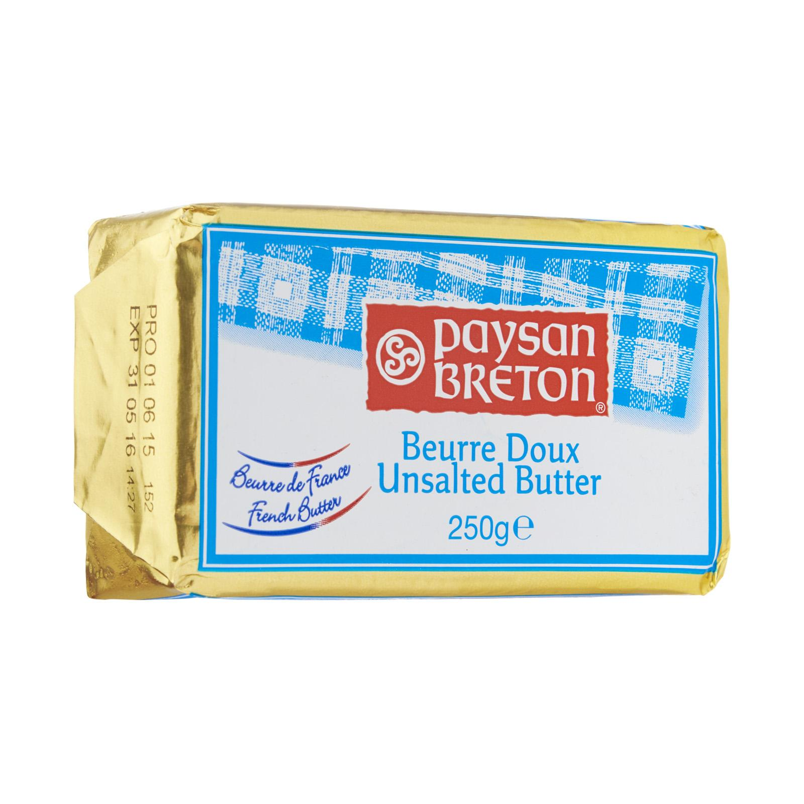 Paysan Breton Unsalted Butter By Redmart.