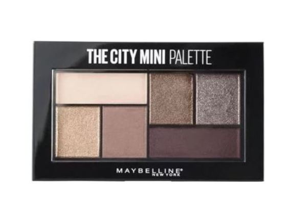 Buy Maybelline City Mini Palette Eye Shadow Singapore