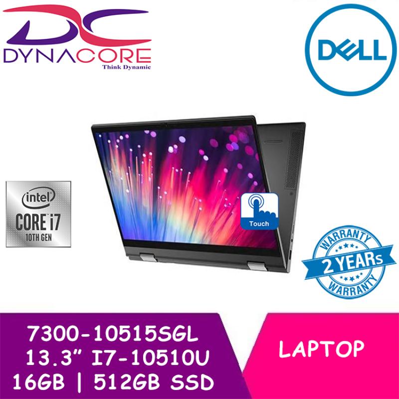 DYNACORE - DELL Inspiron 13 7300 2in1 | 7300-10515SGL 13.3 IN INTEL CORE I7-10510U | 16GB | 512GB SSD | WIN 10 | TOUCH