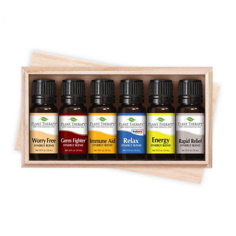 Buy Plant Therapy Top 6 Synergies Set Singapore