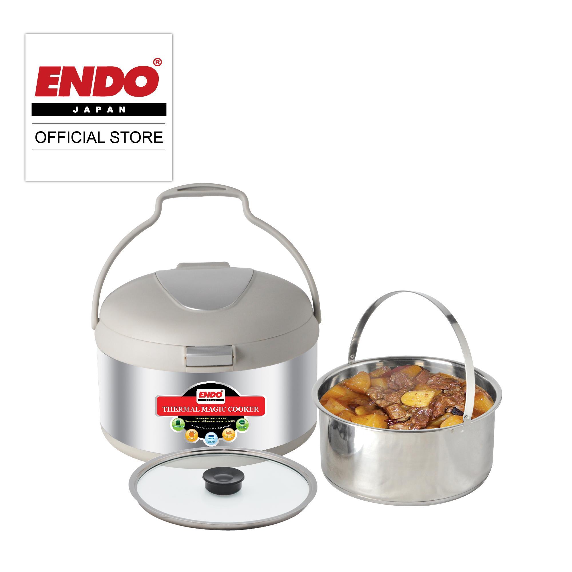 Endo 3.5l Thermal Magic Cooker - E-Tmc3.5 By Heap Seng Group