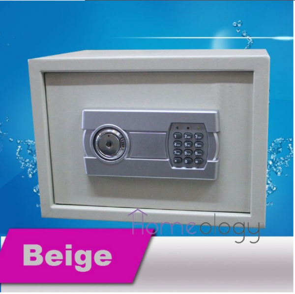 Large Size Digital Safe Security Safety Box For A4 Size Paper Documents