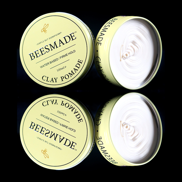Buy Clay Pomade + Clay Pomade (Bundle Sale) [BEESMADE] Singapore