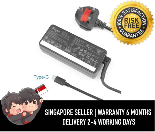 FLGAN 65W USB-C Power Supply Charger 4X20M26276 for Lenovo p52s t480 t480s t580 t580p p53s t590 t490s t490 t495 t495s X1 Carbon 6th Gen Yoga 920 C930 730-13IKB adl65ydc3a adl65ydc2a adlx65ycc3a