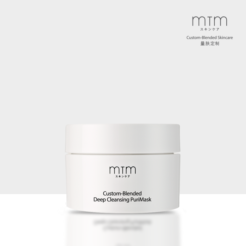 Buy MTM Custom-Blended Deep Cleansing PuriMask 55g Singapore