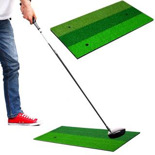 Giảm Giá Hấp Dẫn Thảm Tập Đánh Golf 60X30Cm Thảm Tập Cỏ Nhân Tạo Kèm Tee thumbnail