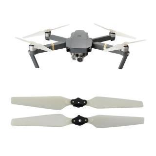 Điều khiển từ xa UAV cho Mavic Pro, thiết kế cánh quạt 8330 F, chất liệu nhựa cứng cao cấp, màu trắng sữa, động cơ bền và cân bằng tốt - INTL thumbnail